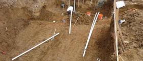 Изкопни работи в Ахелой