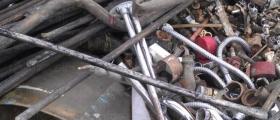 Изкупуване желязо в Бургас