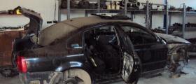 Изкупуване на автомобилни части в Харманли