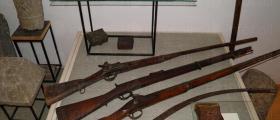 Изложба на огнестрелно оръжие