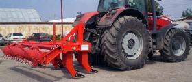 Изработка и ремонт на навесна и прикачна селскостопанска техника в Червен Бряг