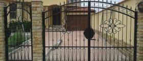 Изработка на метални врати в София-Владая