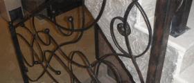 Изработка на парапети от ковано желязо в Добрич