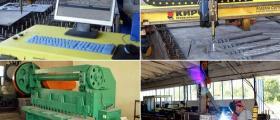 Изработване на заваръчни конструкции в Червен Бряг