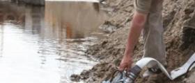 Изваждане и спускане на потопяеми помпи във Варна-Одесос