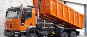 Извозване строителни отпадъци и земни маси във Варна