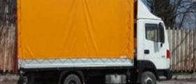 Камиони с ремаркета Шумен
