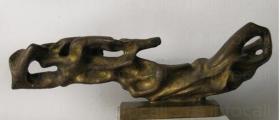 Колекция от скулптурни творби Величко Минеков в Пазарджик