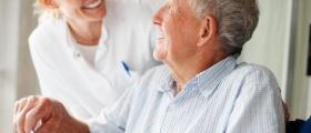 Медицински грижи за стари хора в община Опака