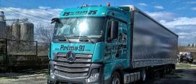 Международен транспорт в ЕС - Прима 91 Желязко Панков ЕТ