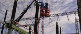 Модернизация на подстанции в Севлиево