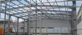 Монтаж и демонтаж метални конструкции в Панагюрище-Пазарджик - КНН ООД