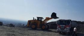 Наем на пътно строителна механизация в Бургас - Благоустройствени строежи ЕООД