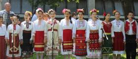 Народно пеене в община Котел