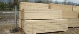 Обработка и бичене на дървен материал в Троян