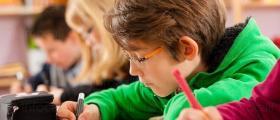 Обучение на деца от 1 до 8 клас в община Каспичан