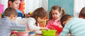 Обучение на деца от 3 до 6 години в Лясковец