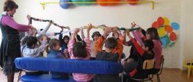 Обучение на деца с множество увреждания в София-Връбница