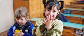Обучение на деца със СОП