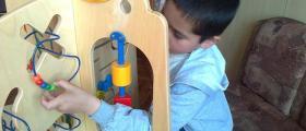 Обучение на деца със специални потребности