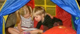 Обучение на деца в община Сливен