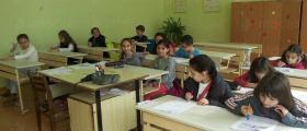 Обучение на ученици от 1 до 7 клас - Второ ОУ Гоце Делчев