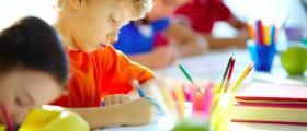 Обучение на ученици от 1 до 8 клас в община Симитли