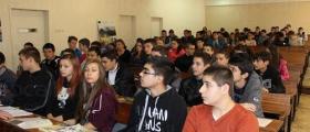 Обучение на ученици от 8 до 12 клас
