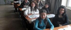 Обучение на ученици от 9 до 12 клас в Омуртаг