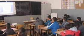 Обучение на ученици в Бургас-Победа