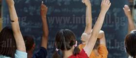 Обучение на ученици в Комощица - Монтана