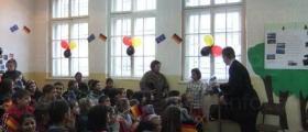 Обучение на ученици в община Брацигово