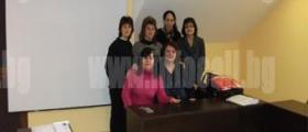 Обучение на ученици в Свищов