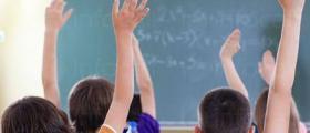 Обучение първокласници в Крумово-Тунджа
