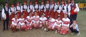 Обучение в група за автентичен фолклор в Област Русе
