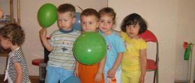 Обучение за деца от 1 до 3 години в София-Лозенец
