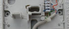 Окабеляване за интернет и телефон в Гоце Делчев