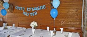 Организация на кръщене в Добрич и Варна