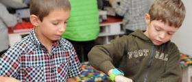 Организиране на детски рождени дни с роботи в София