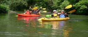 Организиране на походи с кану каяк в Русе