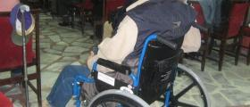 Организиране на свободно време за възрастни хора с физически увреждания