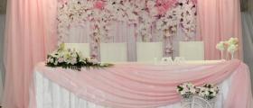 Организиране, украса и декорация за сватби в Добрич и Варна