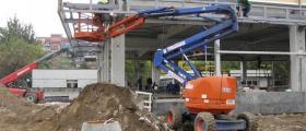 Отдаване строителна техника под наем в Пловдив - Техноконструкт ЕООД