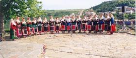 Пенсионерски танцов състав в Община Балчик