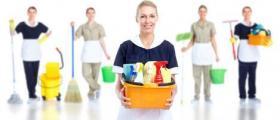 Почистване на домове в Хасково - ДЕЛЛА