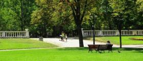 Поддържане паркове във Варна