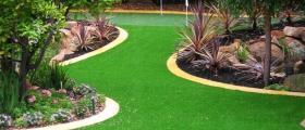 Поддържане зелени площи в Ямбол