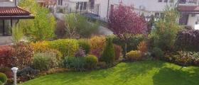 Поддържане зелени площи в София-Студентски град - АЛД Гардън  ЕООД