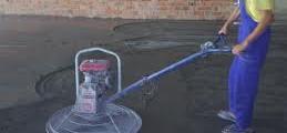Полагане бетонови настилки