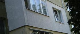 Полагане частична топлоизолация в София-Западен парк